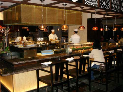 Gonpachi restaurant torrance for Authentic chinese cuisine for the contemporary kitchen