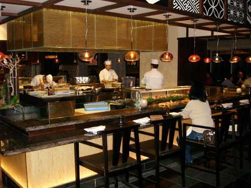 Image Gallery Kitchen Japanese Restaurant