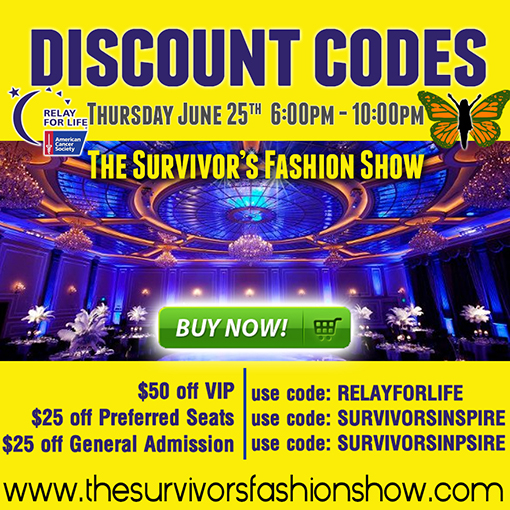 Survivors Fashion Show