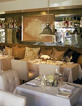 Villa Blanca Restaurant Beverly Hills Ca